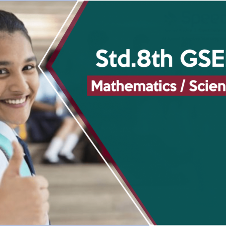 Excellence / Std 8 GSEB