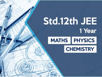 MPC/JEE Std 12 (1 Year)
