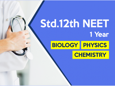 BPC/NEET Std 12 (1 Year)