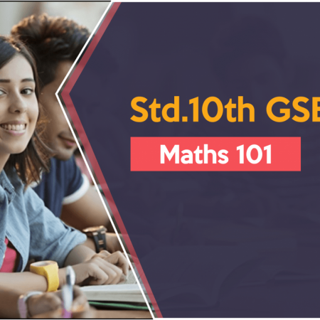 Std 10 GSEB – Maths 101