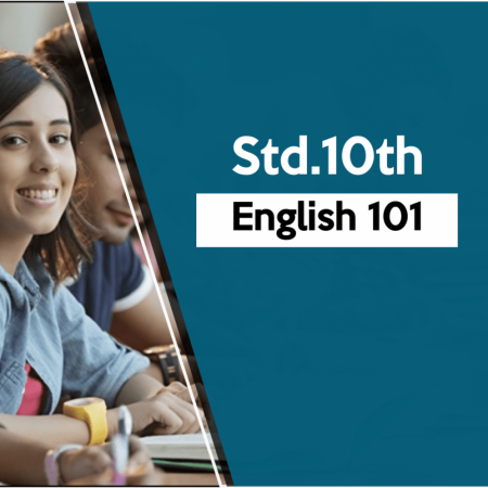 Std 10 – English 101