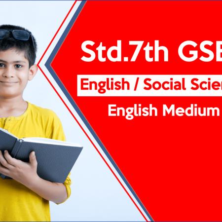 Scholar / Std 7 GSEB