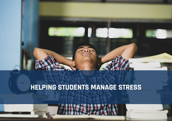 Helping Students Manage Stress-Lulla Classes